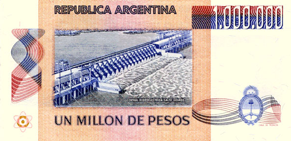 billete millón